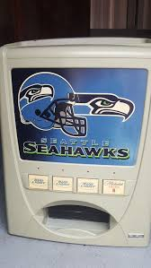 Skybox Vending Machine Interesting Seahawks Skybox Vending Machine For Sale In Everett WA OfferUp