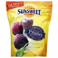 Sunsweet Pitted Prunes, 18 oz - Fry's Food Stores
