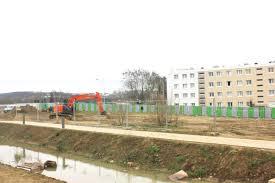 les premiers coups de pioche de la future maison des ociations ont mencé le lundi 7 janvier au nord de la ville derrière l ancien cimetière