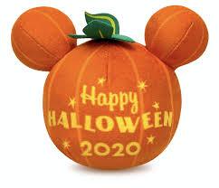 Disney Halloween 2020 Mickey Mouse Mini Pumpkin Light-Up Plush New wit – I  Love Characters