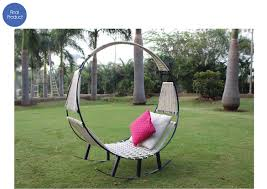 relaxing furniture. A Relaxing Piece Of Outdoor Furniture That Combines Hammock With Rocking Chair E