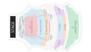 Gammage Seating Chart 67 Scientific Asu Gamage Seat Chart