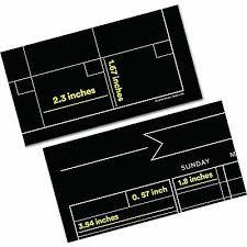 Magnetic Behavior Chalkboard Rewards Chore Chart Reusable
