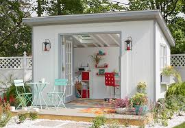 outside office shed. office space outside shed