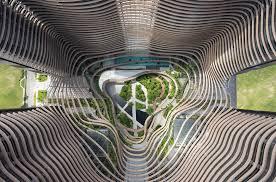 Icn Design International Pte Ltd Marina One By Gustafson Porter Bowman Landscape