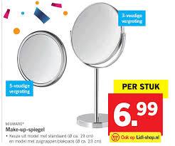 Make Up Spiegel Met Led Verlichting Kruidvat Makeup