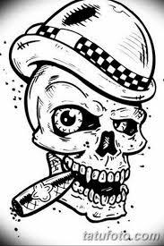 черно белый эскиз тату для женщины 09032019 027 Tattoo Sketch