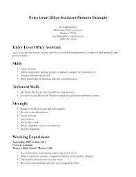 Office Assistant Objective Resume Objective Dental Assistant Bitacorita