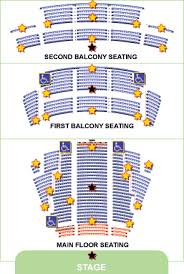 Southern Theater Seating Chart 78 Matter Of Fact Southern Jubilee Auditorium Seating Chart