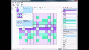 Fair Isle Knitting Pattern Design In 15 Minutes Envisioknit Design Studio Knitting Software Demo