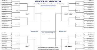 March Madness Brackets 2018 Printable March Madness Bracket