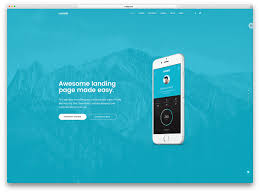 best app software showcase wordpress themes colorlib uncode landing page wordpress website template