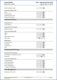 registered nurse skills list sample travel nursing skills checklist free bluepipes blog