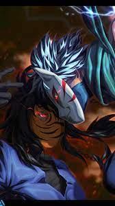 Wallpaper Phone - Kakashi And Obito ...