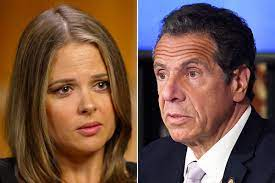 Andrew Cuomo 'groping' accuser Brittany ...