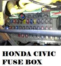honda insight fuse box honda insight diagram
