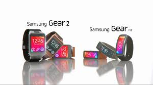 Image result for Gear FIt Samsung watch