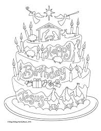 Many new sets were added this year. Happy Birthday Jesus Christmas Coloring Page Kids Holiday Etsy
