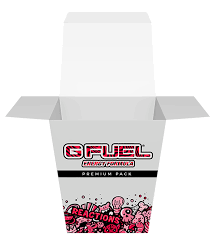Custom Premium Pack (Build Your Own) – G FUEL