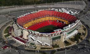 Fedex Field Redskins Stadium By Steve Monell Redskins
