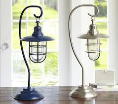 remarkable lantern table lamp fisherman table lamp pottery barn kids