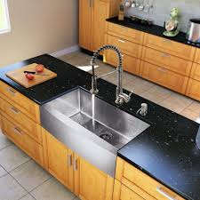 Farmhouse Stainless Steel Sink Is TimelessFarmhouse Stainless Steel Kitchen Sink