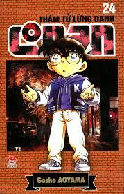 Thám Tử Lừng Danh Conan 24 Ebook PDF/EPUB/PRC/MOBI