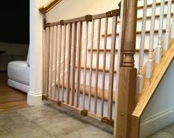 wooden baby gates extending wood baby gate child gate wooden baby