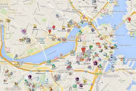 looking for rare pokémon these maps might help but use with caution