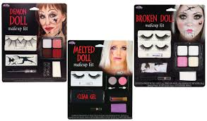 doll face makeup kit ortment