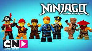 Ninjago   The New Ninjas