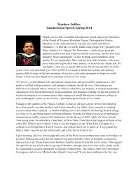 Valedictorian Speech Download Sample Free