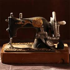 z unique gift bar vintage home decor sewing machine home decoration accessories personality gift decor crafts transfers for wall tiles transfers