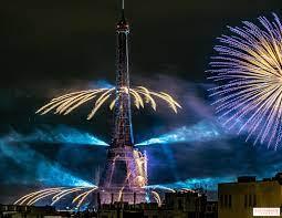 Paris Eiffel Tower's Bastille Day ...