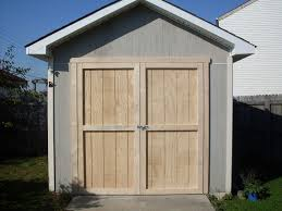 Awesome Small Garage Doors For Sheds