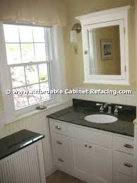 bathroom cabinet refacing before and after. Cabinet Refacing Before And After Miscellaneous Supplies Tampa . Bathroom