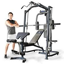 Marcy Deluxe SB10510 Flat Weight Bench 270 Kg Capacity Black Marcy Platinum Bench
