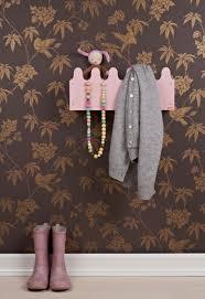 Dat Behang Geweldig Voor Een Kinderkamer Warm Stoer De Rest