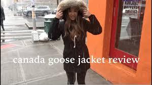 REVIEW  CANADA GOOSE  VICTORIA  PARKA JACKET   heycarmen