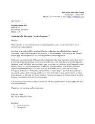 Sample Cover Letter For Marketing Internship Best Example Resumes uxhandy com Jaga