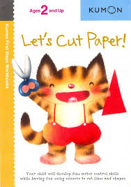 Kumon Publishing | Kumon Publishing | Let's Cut Paper! | preschool ...