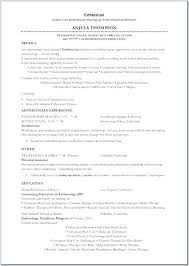 Esthetician Resume Template Resume Letter Collection