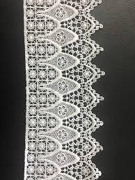 Crochet Garment Design Amazon Com White Lace Trim Galaxy Universe Pattern For