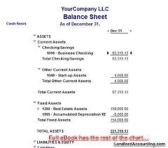 Llc Balance Sheet Example Sada Margarethaydon Com