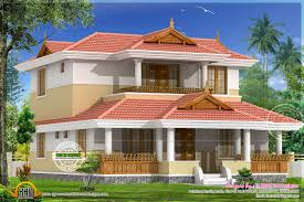 Small Picture Beautiful Home Images Kerala Design Traditional Elevation garatuz
