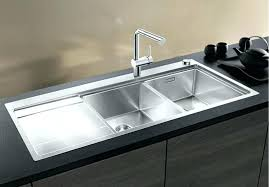 kitchen sink brands delectable trends stainless steel