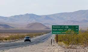 Death Valley brutzelt in den heißesten ...