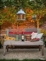 Small patio furniture ideas Backyard Maximizing Small Patio Better Homes And Gardens Small Patio Ideas