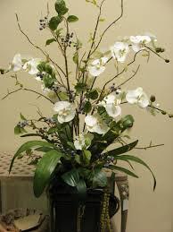 Silk Arrangements For Home Decor Artificial Arrangements For The Home Floral Arrangements And
