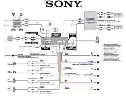 dsx wiring diagram sony car stereo schematics misc cars and sony